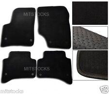 FIT FOR 2003-2010 PORSCHE CAYENNE BLACK NYLON CARPET FLOOR MATS