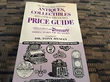 Dr. Tony Hyman Antique Price Guide