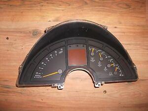 16168041 Instrumente Armaturen Corvette  LT1 Motor 1994-1995 c4