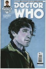 Doctor Who The Eighth 8th Doctor #4 comic book TV television show series