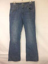 LEVIS Womens Demi Curve Classic 32 Boot Cut Denim Light BLUE Jeans 32 x 32 EUC
