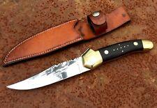 Ancien couteau Laguiole Rossignol poignard dague de chasse vénerie old knife