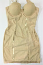 NWD Maideform Firm Control Strapless Convertible Full Slip, Nude, 34B