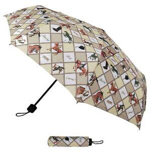 Folding Umbrella:Equestrian Sport