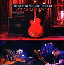 Reverend Horton Heat - Live At The Fillmore Cd (CD Used Like New)
