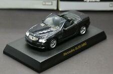 Kyosho 1/64 Mercedes-Benz Collection Mercedes-Benz SL55 AMG Black