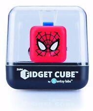 Fidget Cube - Spider-Man - Marvel Comics - Antsy Labs - New Sealed Box