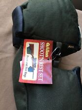 Allen Shoot N Rest Set Front and Rear Bags 18312