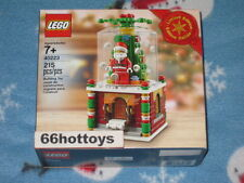LEGO 40223 Snowglobe Limited Edition 2016 Holiday NEW