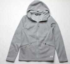 Under Armour Women Seeker Hoody (S) Steel