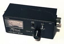 Rosmetro wattmetro SWR meter per CB radioamatori usato 100W 26-30 MHz