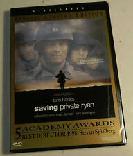 Saving Private Ryan (Dvd, 1998) New - Sealed