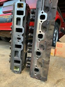 93-97 Ford Mustang GT40 Iron 3 BAR Ford Racing Cylinder Heads 302 COBRA GT 5.0
