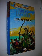 Lutras Parlor Brian Jacques Pearls of Lutra Redwall Tale in Swedish/HC Illustrat