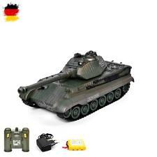 RC ferngesteuerter 2,4Ghz Panzer Königstiger, 1/28 Modell, Tank, Kettenfahrzeug