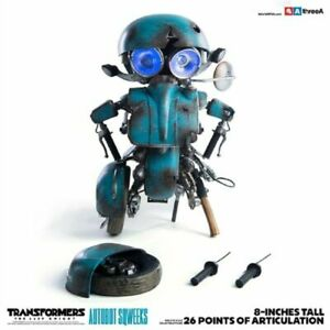 3A TRANSFORMERS EXCLUSIVE EDITION AUTOBOT SQWEEKS THE LAST KNIGHT USA 8 INCH