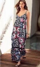 New *NEXT* (Size Uk 12) Pretty Floral Print Maxi Dress , Multi