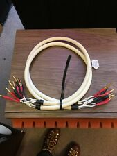 chord odyssey 4 Speaker Cable. 2 X 1 Meter