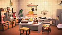 Luxury Modern Kitchen Furniture Set 30+ pcs - New Horizons [Original Design]