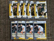 Lot (9) JONTAY PORTER  2019-20 Contenders Draft 4 Game Day 5 School Colors