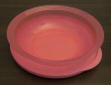 Tupperware J 06 Junge Welle 400 ml Schale Schüssel Rose Pink Rosa Hell Neu