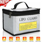 Lipo Battery Safe Guard Fireproof Explosionproof Bag For Charge & Storage New
