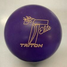 Track Triton Elite Bowling Ball  12 lb 1ST QUALITY NEW IN BOX  FREE CLEANING PAD