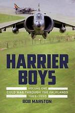 Harrier Boys: From the Cold War Through the Falklands 1969-1990 by Bob Marston (Hardback, 2015)