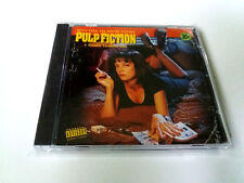 "ORIGINAL SOUNDTRACK ""PULP FICTION"" CD 16 TRACKS BSO OST BANDA SONORA"
