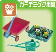 Re-ment #36 miniature home store flower garden wagon watering pot