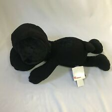 NEW with tags Limited Uniqlo x Kaws x Peanuts Snoopy Plush Toy Size Large Black