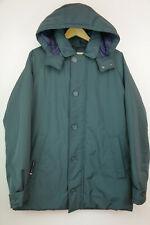 HENRI LLOYD Men Iconic Consort Jacket Coat Green Gable Size XL