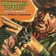 A.F.LAVAGNINO-KILL THE WICKED Spaghetti Western Soundtrack CD GDM4131 Italy