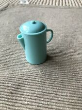 """18"""" doll blue drink pitcher tea coffee lid fts American Girl Our Generation toy"""