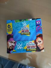 Topps WWE Slam Attax 2020 Reloaded 1 X Display / 36 Booster