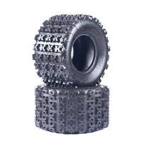 25//12.00x9 ATV 4 ply Tubeless  Four Wheeler Tires TWO 25//12.00-9