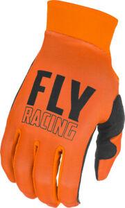 Fly Racing Pro Lite Glove (SZ 10, Orange/Black)