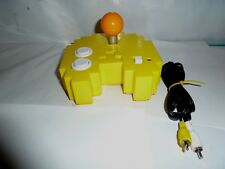2012 Pac-Man Namco Plug n Play TV Video Game Arcade Joystick 12 Classics! Works