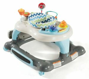 STORKCRAFT, 3-in-1 Activity Walker and Rocker with Jumping Board