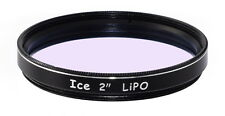 """ICE LiPo 2"""" Telescope Filter Light Pollution Reduction for Night Sky / Star NEW"""