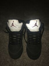 Air Jordan V 5 OG Metallic Size 6.5 Bred Royal