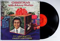 Johnny Mathis - Christmas With Percy Faith (1973) Vinyl LP •PLAY-GRADED• Holiday
