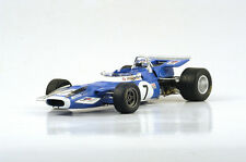 Spark Matra MS80 #7 JP Beltoise GP France 1969 1/18