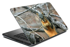 """Wild Life Laptop Skin Sticker Notebook Cover Fits To Dell, HP 15""""x14"""" Inches"""