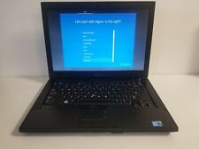 "Dell Latitude E6410 14.1"" i5-520M @2.40GHz 4GB 250GB HDD W10 Pro NO CHARGER"