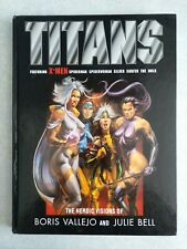 More details for titans the heroic visions of boris vallejo and julie bell