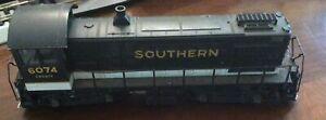 Atlas 8287 HO Scale Southern S-4 Diesel Locomotive #6074 Tested