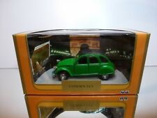 POLISTIL SG2 CITROEN 2 CV 2CV - GREEN 1:25  - GOOD IN BOX  (1)