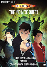 Doctor Who: The Infinite Quest [Dvd]
