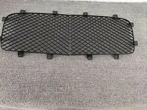 13-19 Aftermarket Bentley Continental Flying Spur Radiator Black Grille Set